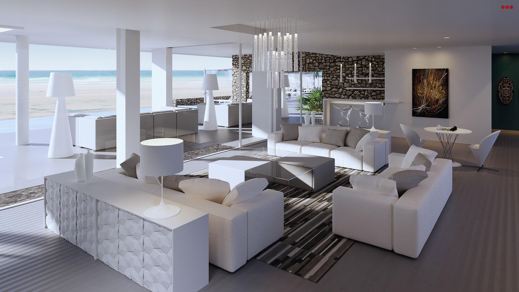 3D Studio Bartolini Villa Pemba progettazione rendering architettura grafica 5