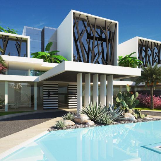Architettura 3d studio bartolini grafica e rendering 3d for Architettura 3d