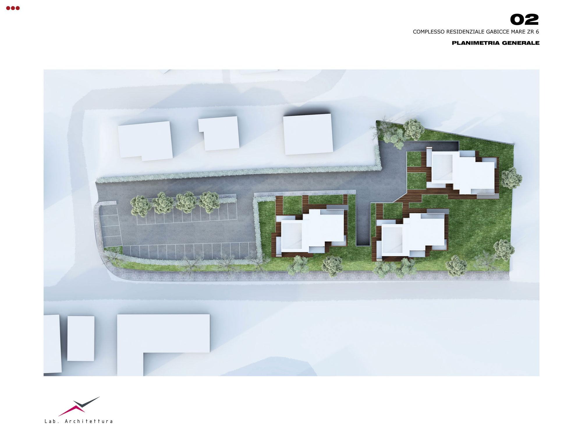 rendering 3d modeling architettura costruzioni studio bartolini gabicce rimini 3