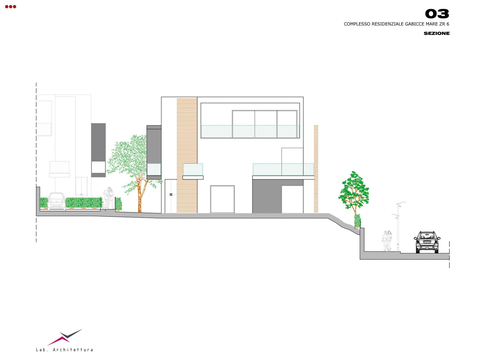 rendering 3d modeling architettura costruzioni studio bartolini gabicce rimini 4