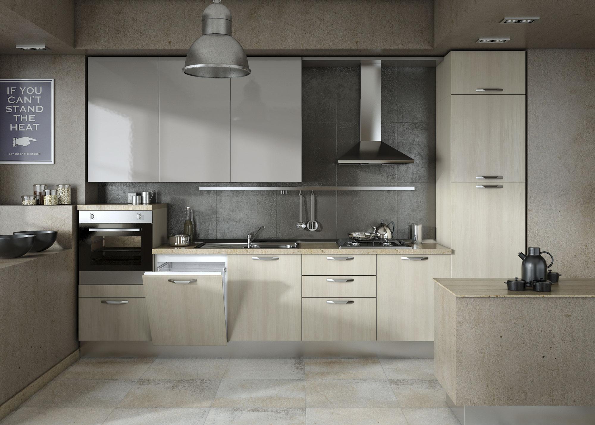 3d Studio Bartolini Progettazione Grafica Cucine Interior Design Glossy Rimini Pesaro 3d Studio Bartolini Grafica E Rendering 3d