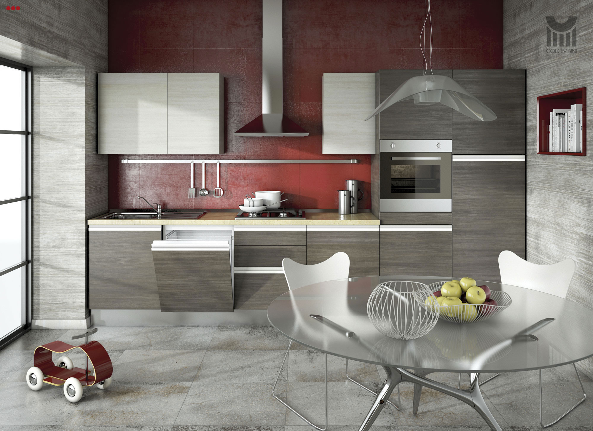 Progettare cucina in 3d progettare cucina d bellissimo for Programma per progettare cucine gratis