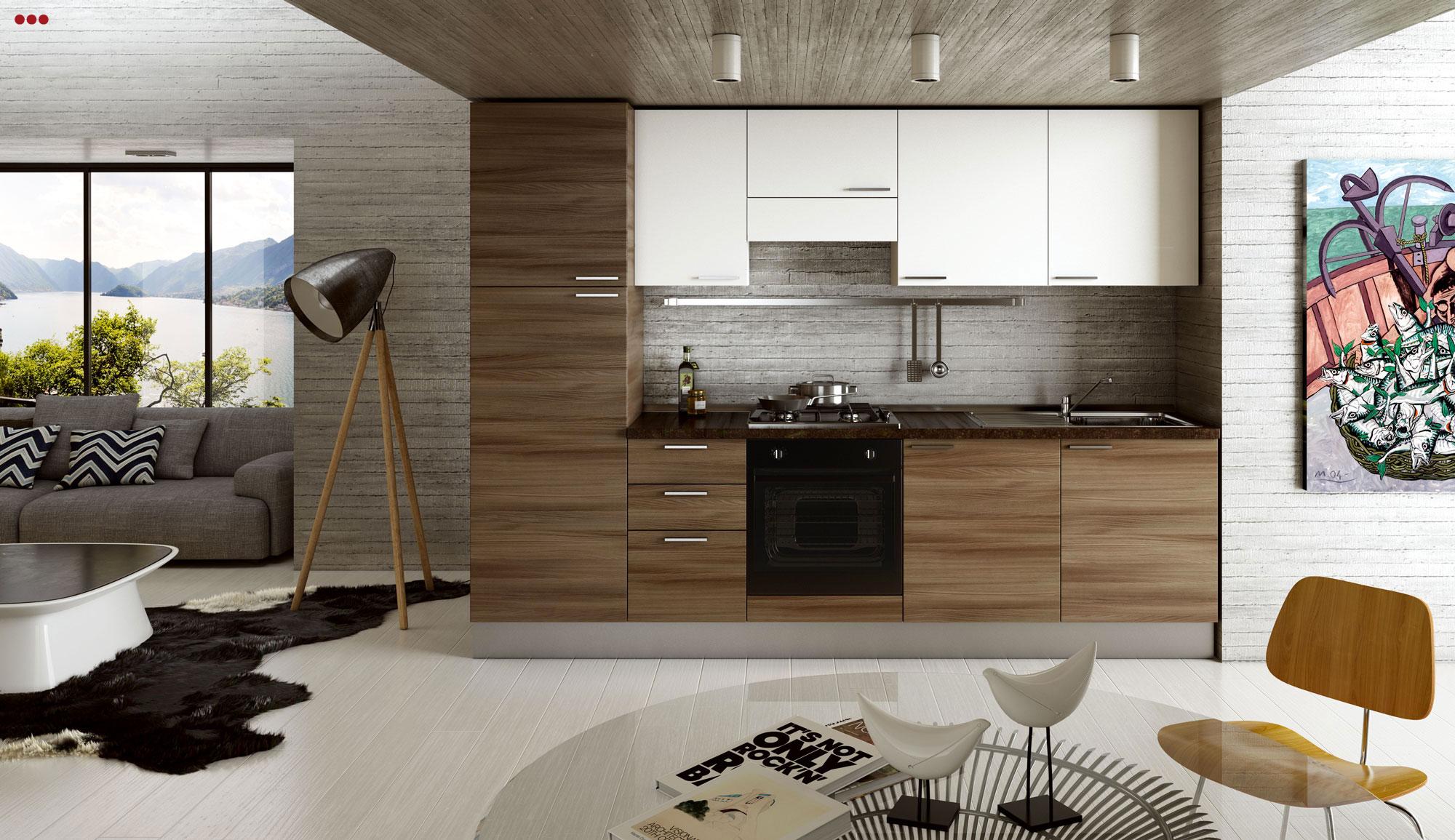 3D Studio Bartolini progettazione grafica rendering modeling cucine quadra rimini 2