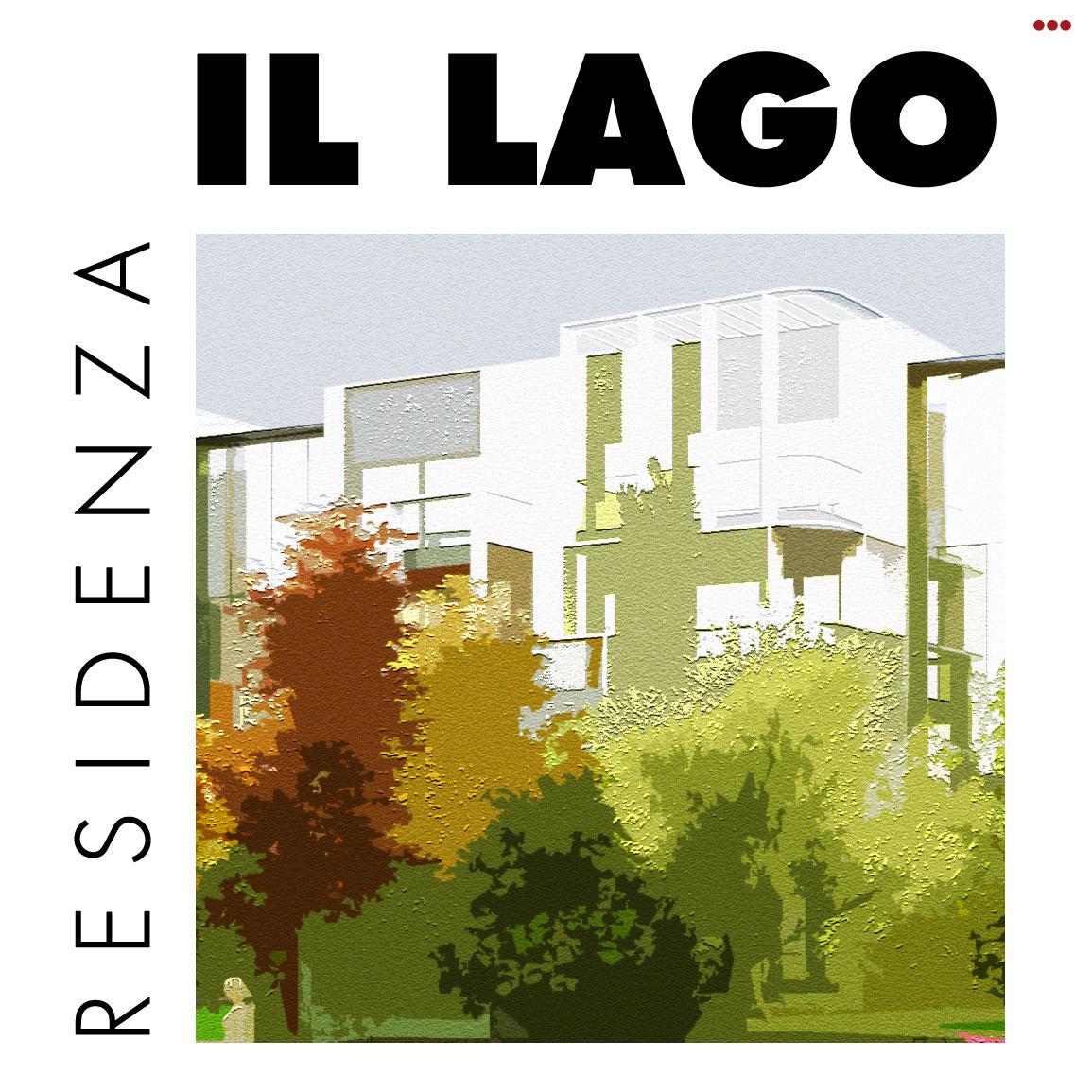 Studio Bartolini logo immagini coordinate grafica logo residenza il lago 2