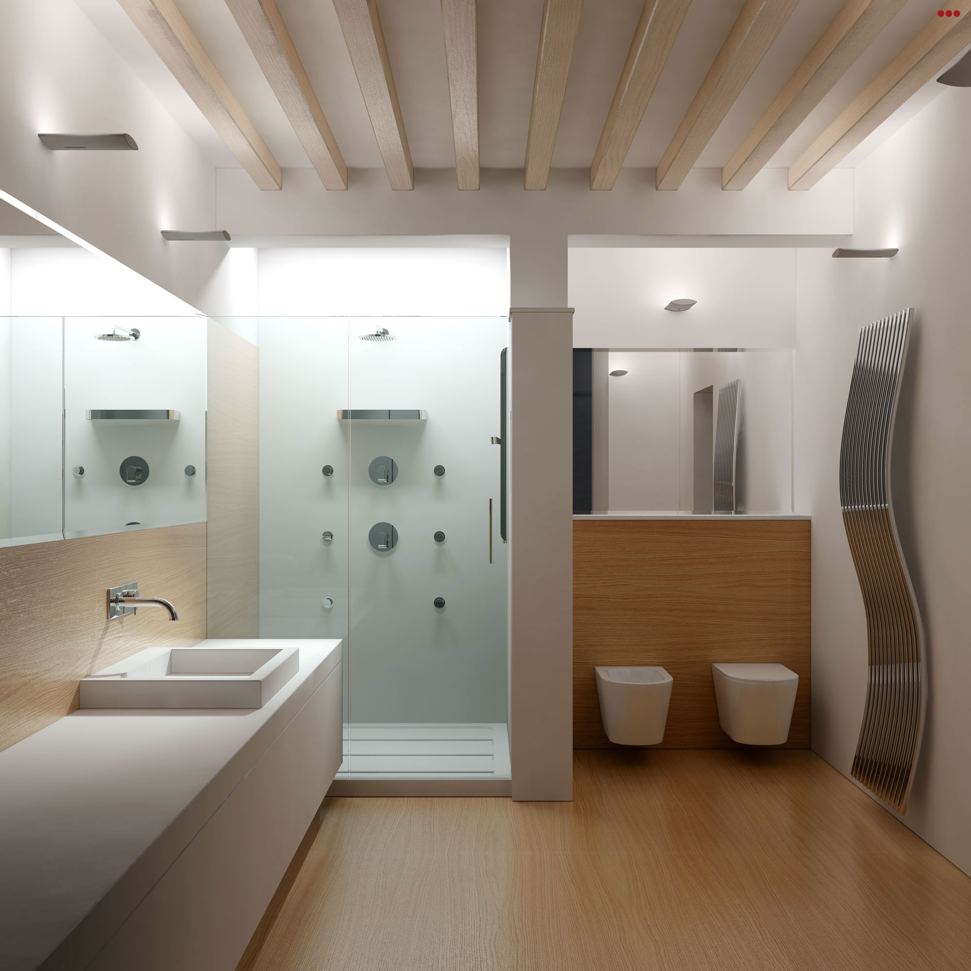 Arredo bagni 3d studio bartolini grafica e rendering 3d for Interni design studio