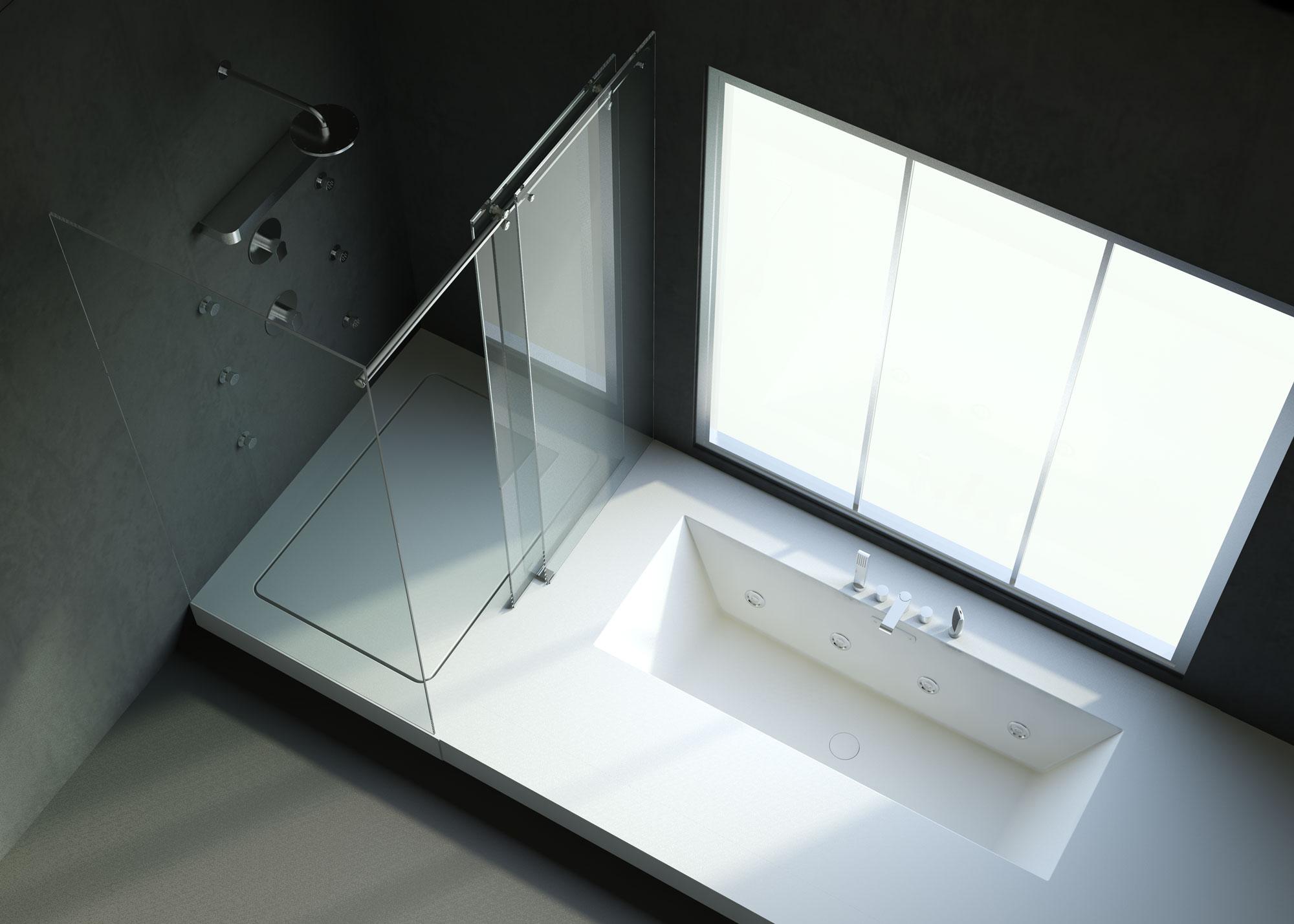 Progettare bagno 3d for Progettazione 3d online