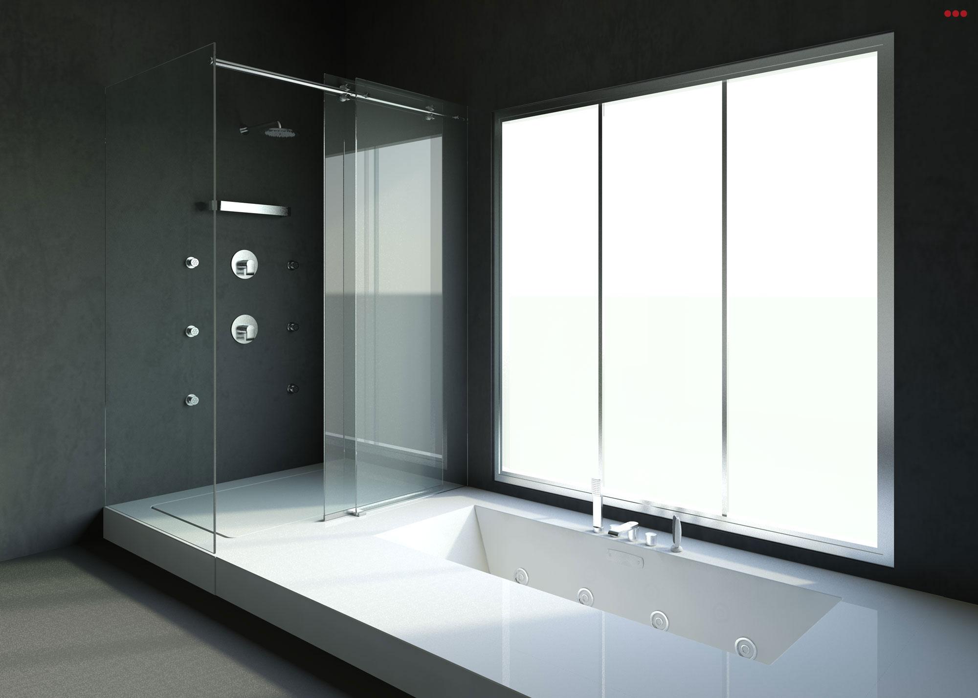 Arredo Bagni - 3D Studio Bartolini - Grafica e Rendering 3D