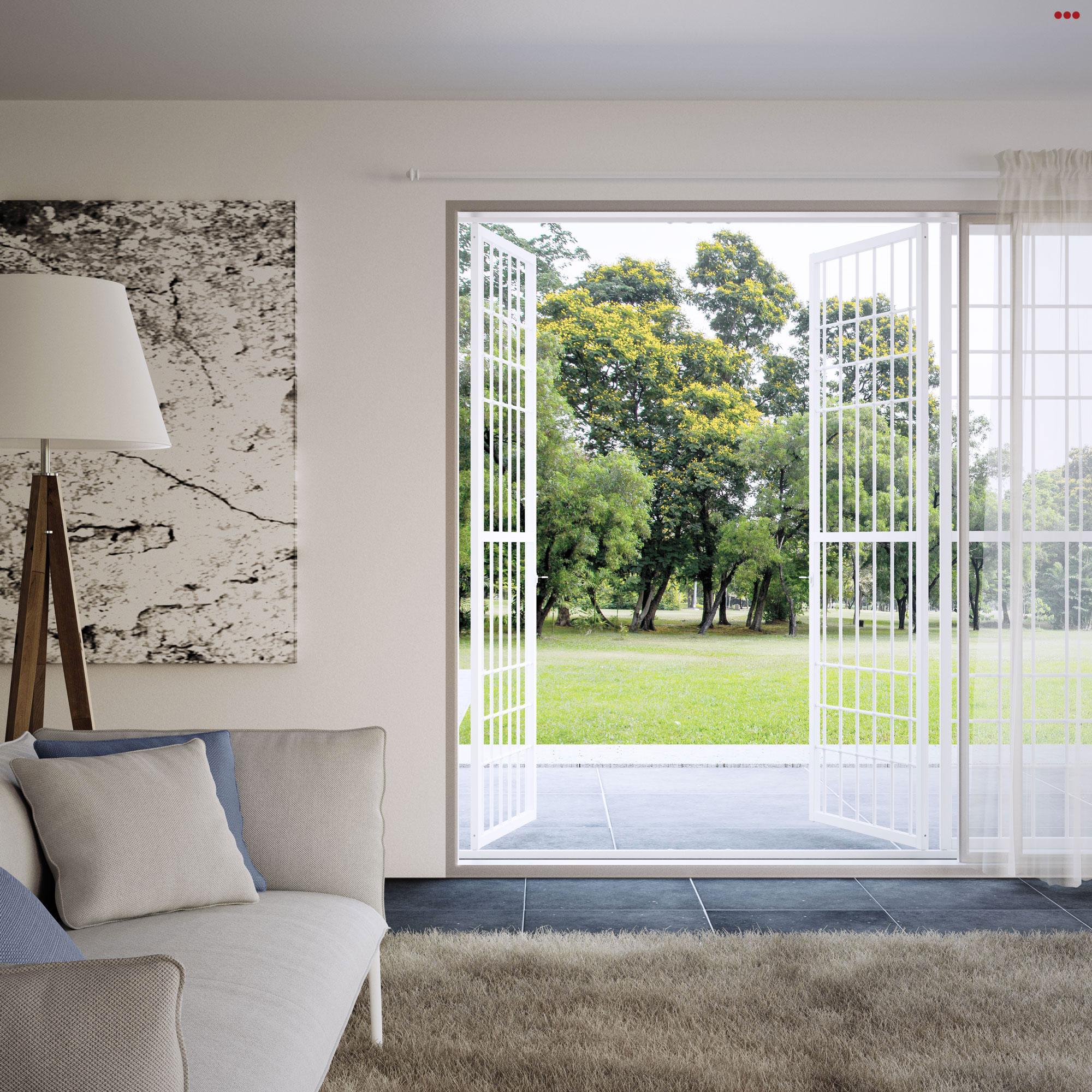 Studio Bartolini progettazione rendering 3D living interno ambiente camera main 1