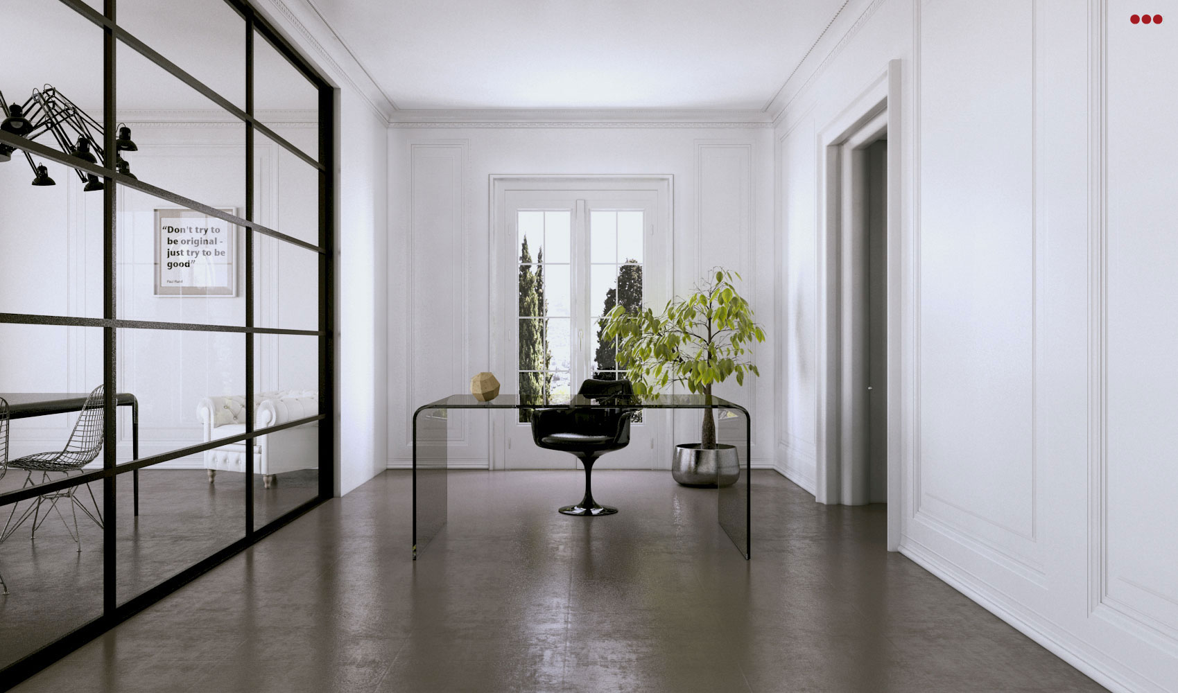 progettazione grafica rendering 3d catalogo depliant brochure MITO 2015 living zona giorno