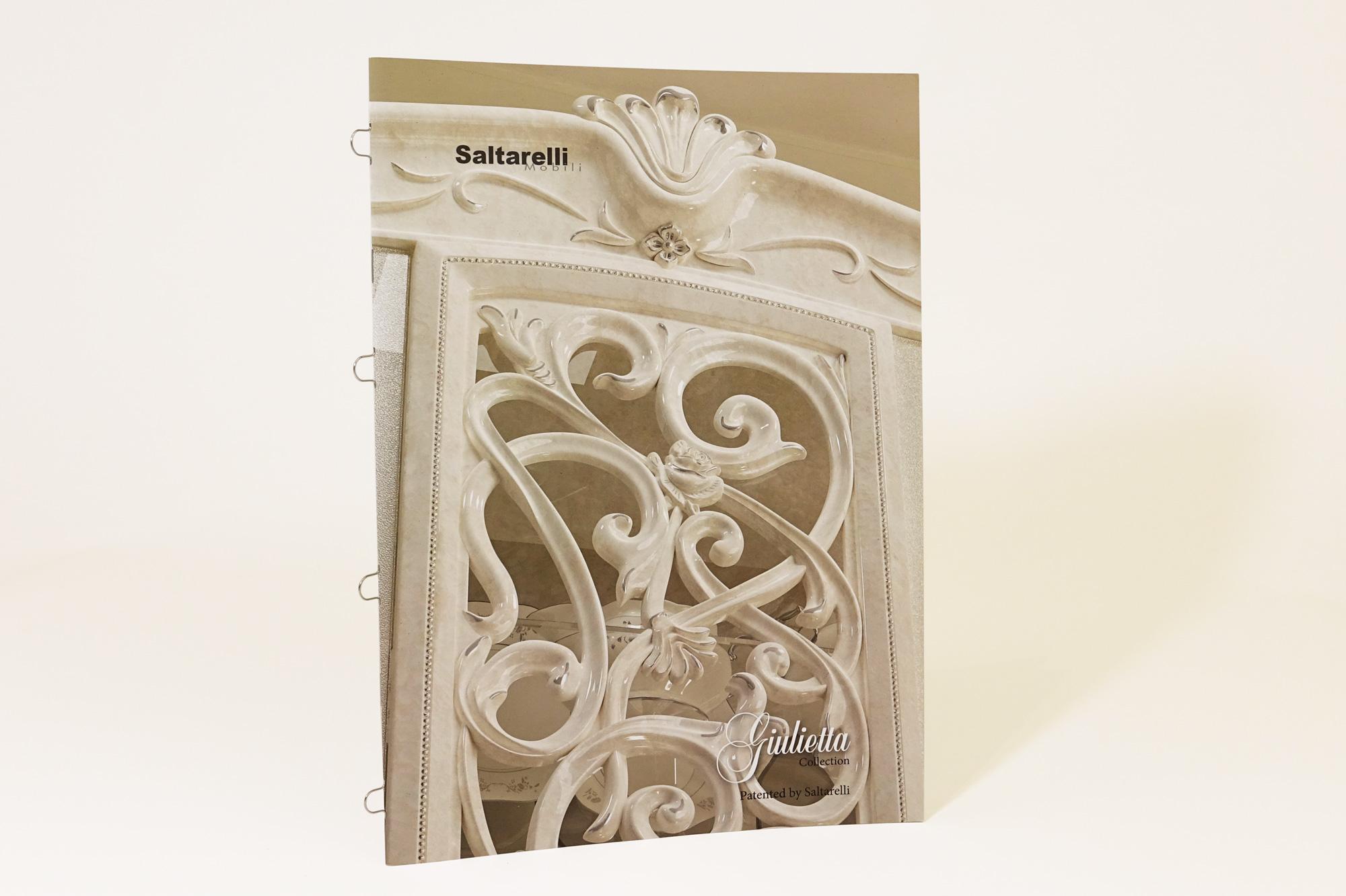 studio bartolini cataloghi grafici rendering 3D 2 Saltarelli mobili giulietta collection Sassocorvaro pesaro urbino