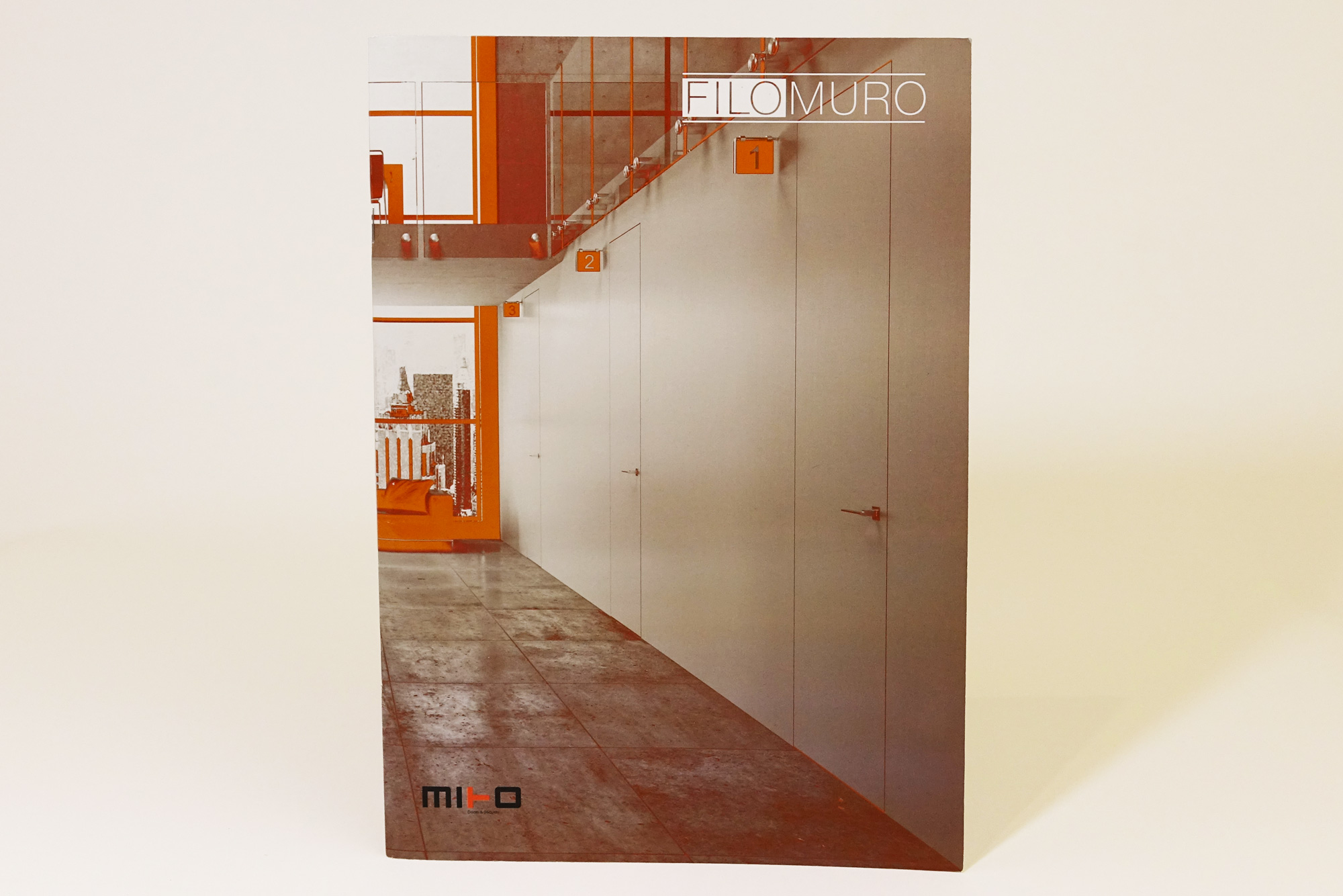 studio bartolini cataloghi grafici rendering 3D Filomuro doors security catalogo porte maniglie inferiate ante chiudiporta Tavullia Pesaro Urbino
