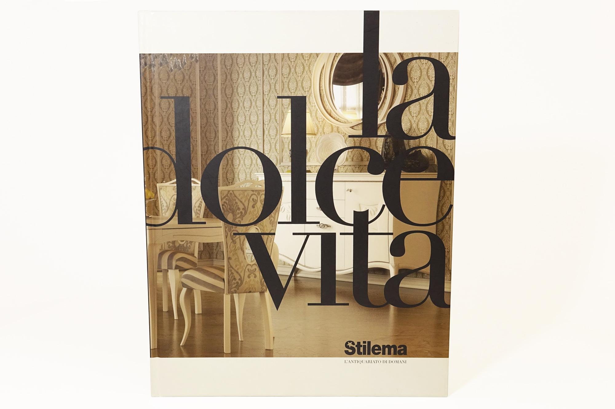 studio bartolini cataloghi grafici rendering 3D Stilema la Dolce Vita Urbino Mobile classico